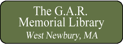 The G.A.R. Memorial Library